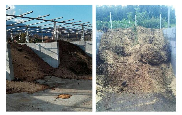 べじたろう農場 有機肥料 有機たい肥